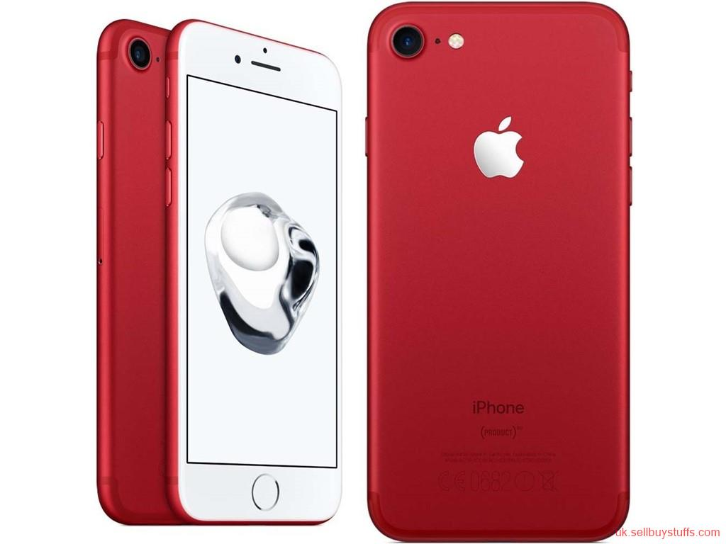 second hand/new:  Refurbished Apple iPhone 7 SIM-Free Smartphone on Dhammatek.co.uk