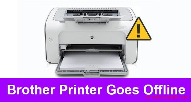 second hand/new: Brother Printer Offline | Call + (44) 800 041-8324