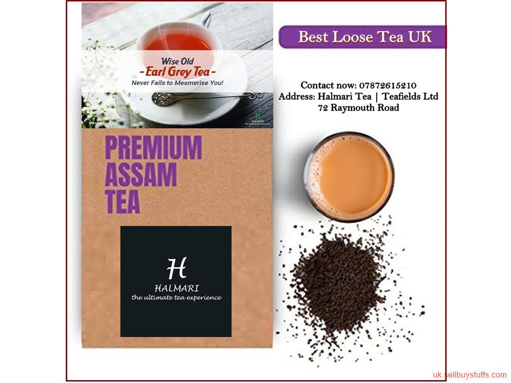 second hand/new: Best Quality Assam Tea