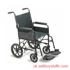 second hand/new: 9TRL Wheelchair