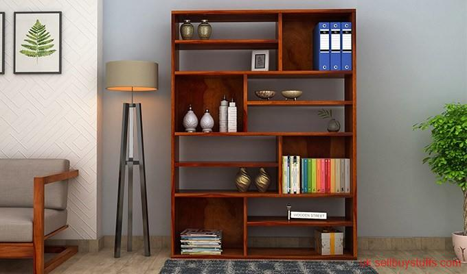 second hand/new: Wooden Book Shelves in UK @ Low Price