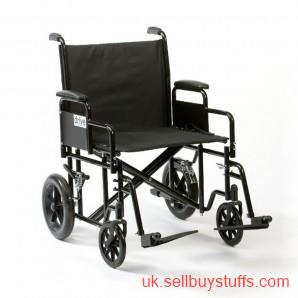 second hand/new: Extra Strong Bariatric Wheelchair