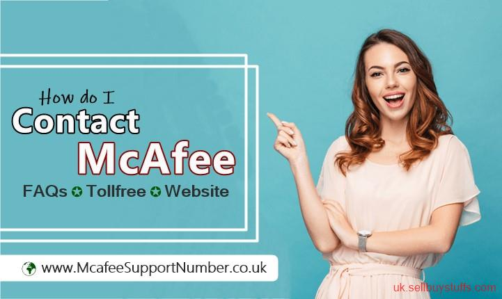 second hand/new: Contact McAfee Support | McAfee Support Phone Number 0800-368-9219