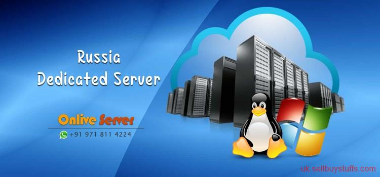 second hand/new: Russia Dedicated Server Hosting - Onlive Server