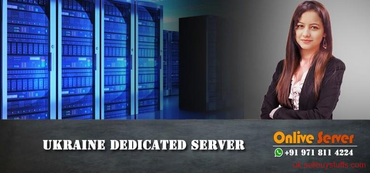second hand/new: Grab the best of Ukraine Dedicated Server