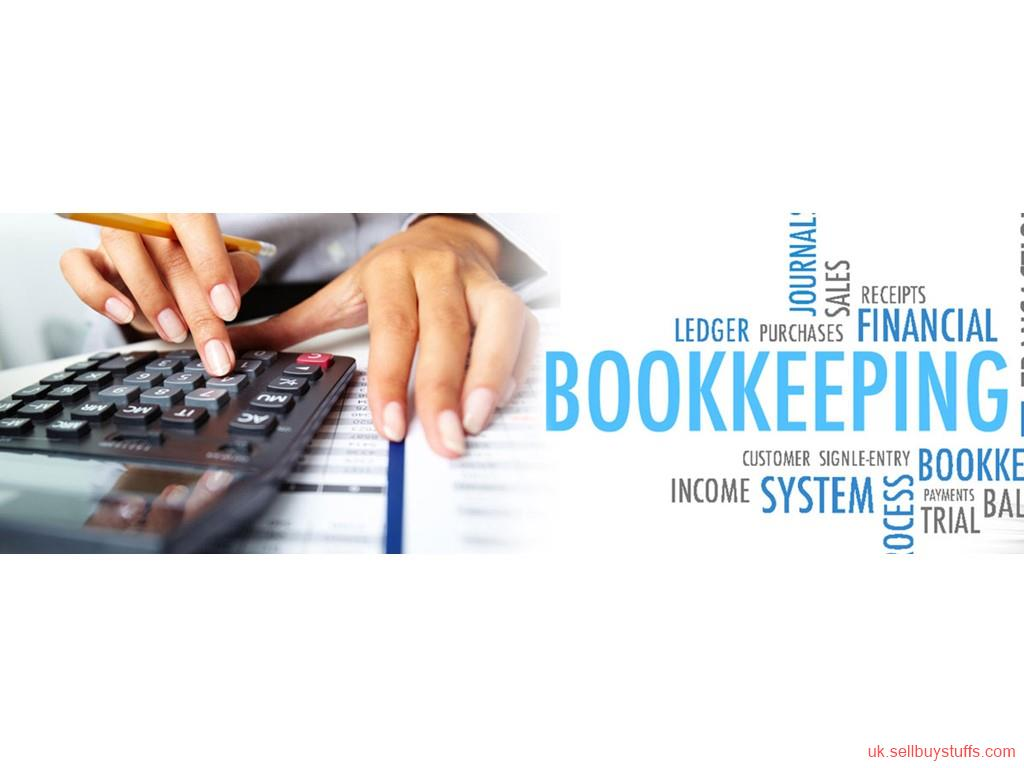 second hand/new: Accounting & Bookkeeping Service