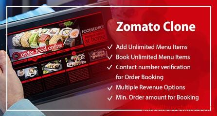 second hand/new: Best Food Ordering Clone | Swiggy Clone | Zomato Clone - Govche