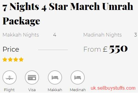 second hand/new: Inexpensive March Umrah Packages 2020