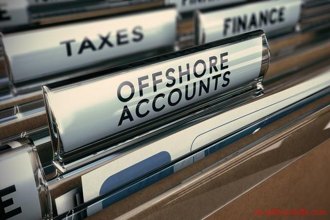 second hand/new: Offshore Company and Bank registration with Merchant Account