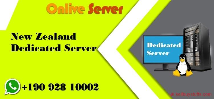 Dedicated server new zealand d