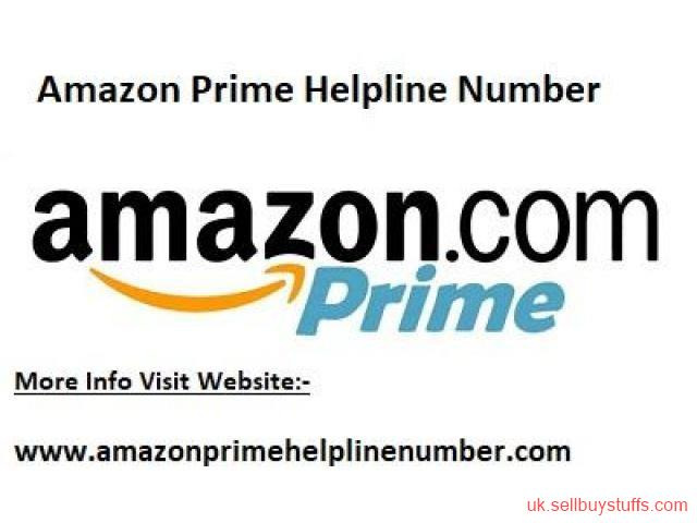 second hand/new: Amazon Prime Phone Number , Contact For Expert Team