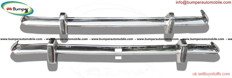 second hand/new: Ford Cortina MK2 bumper year (1966-1970) stainless steel