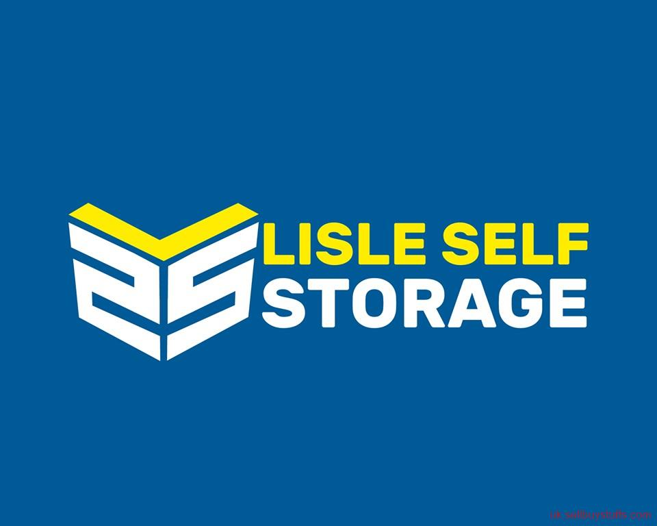 second hand/new: Lilse Self Storage