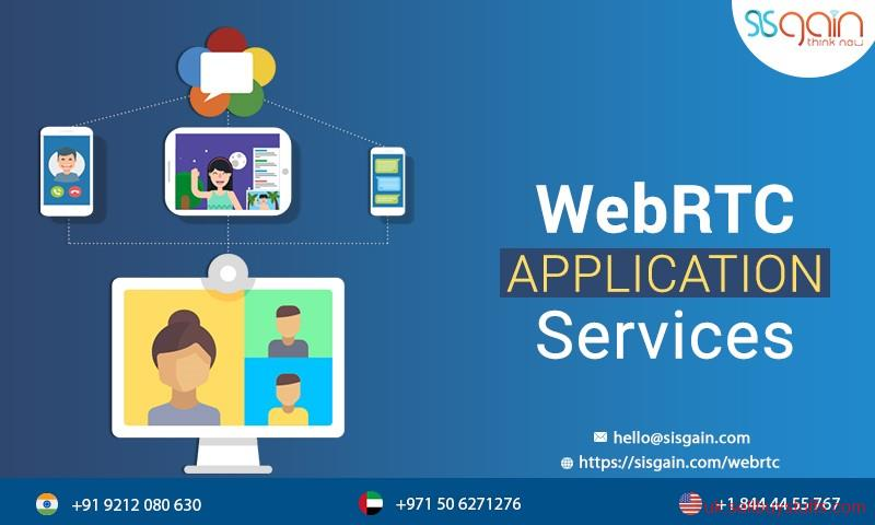 second hand/new: Looking for WebRTC Application services center in UK?