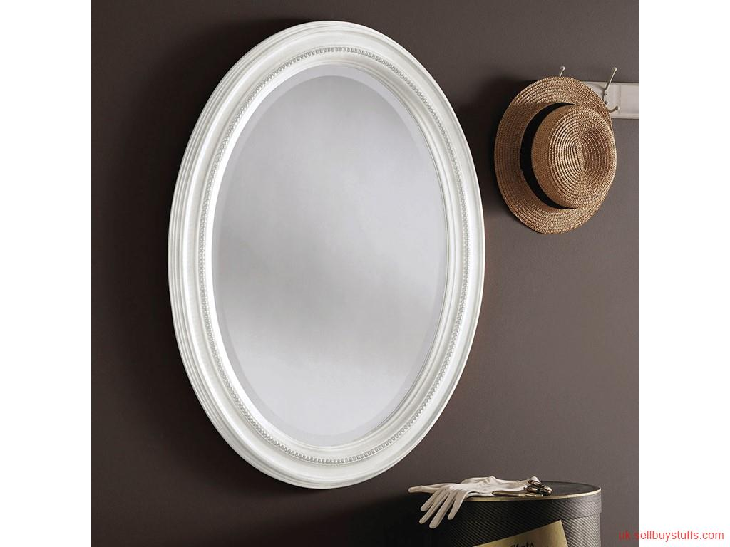 second hand/new: Buy oval mirrors at Affordable Rates in the UK