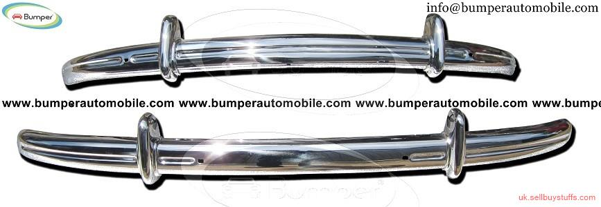 second hand/new: VW Beetle Split bumper (1930–1956) by stainless steel
