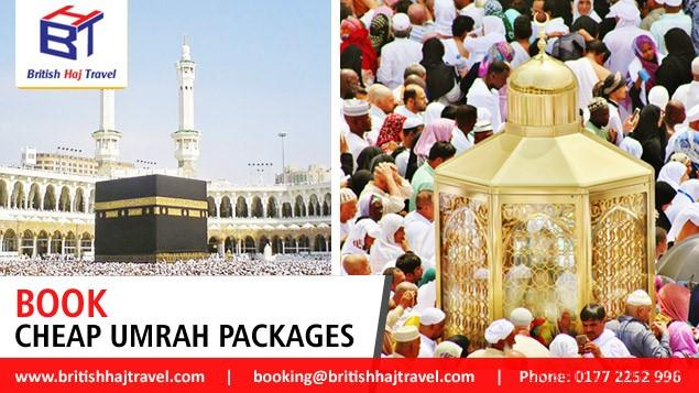 second hand/new: Cheap Umrah Packages | Book Now and Save More - British Haj Travel Ltd