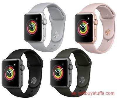second hand/new:  Buy refurbished Apple Watch Series 3 (GPS + Cellular)at lowes price in uk