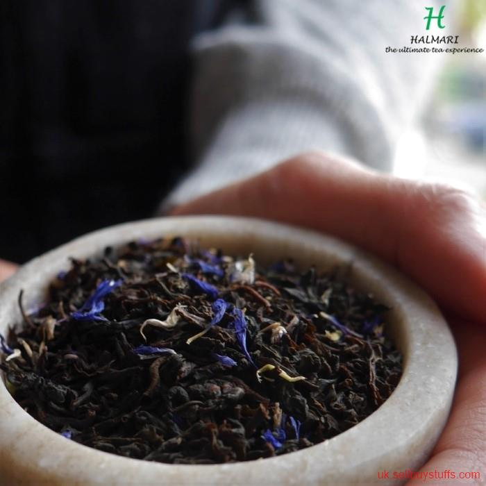 second hand/new: Buy Earl Grey Loose Tea Bulk From Halmari Tea Online Store.