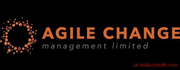 second hand/new: Agile Change Management Ltd