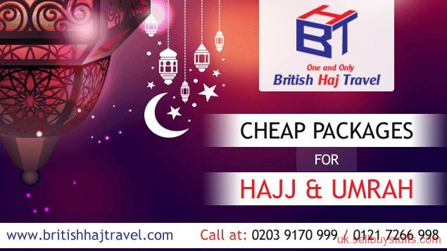 second hand/new: Ramadan Packages from UK | Book Now With British Haj Travel