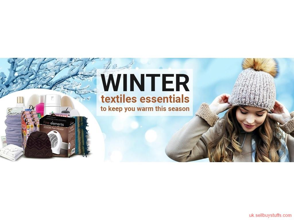 second hand/new: Wholesale Winter Essentials at Discount Prices - Clearance King