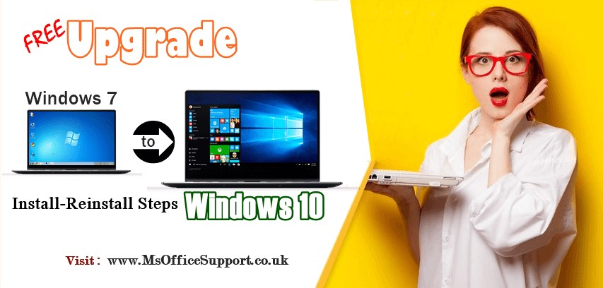 second hand/new: Microsoft Windows Toll Free Number 0800-368-9219 | How to Upgrade from Windows 7/8 to Windows 10