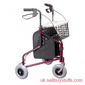 second hand/new: Three Wheeled Rollator