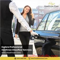 second hand/new: Great Heathrow chauffeur services at great rates – Heathrow Exec