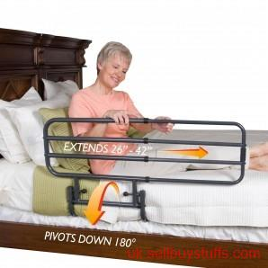 second hand/new: EZ Adjustable Bed Rail