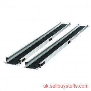 second hand/new: Telescopic Channel Ramps 5ft