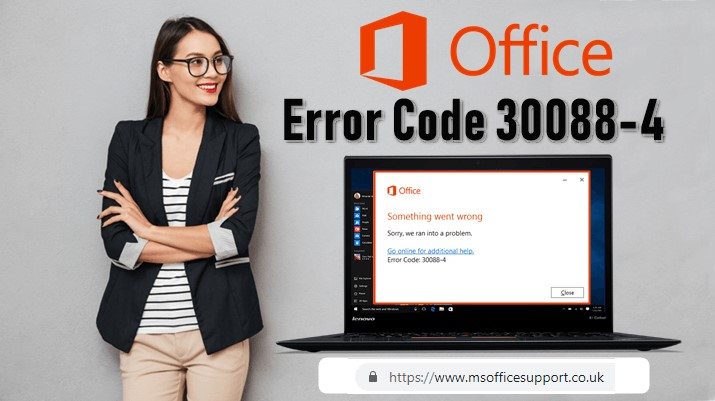 second hand/new: Microsoft Office Error Code 30088-4 | MS Office Support