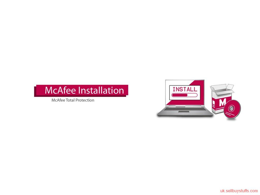 second hand/new: McAfee Installation Help @ 0800-368-9219 | McAfee Installation Support