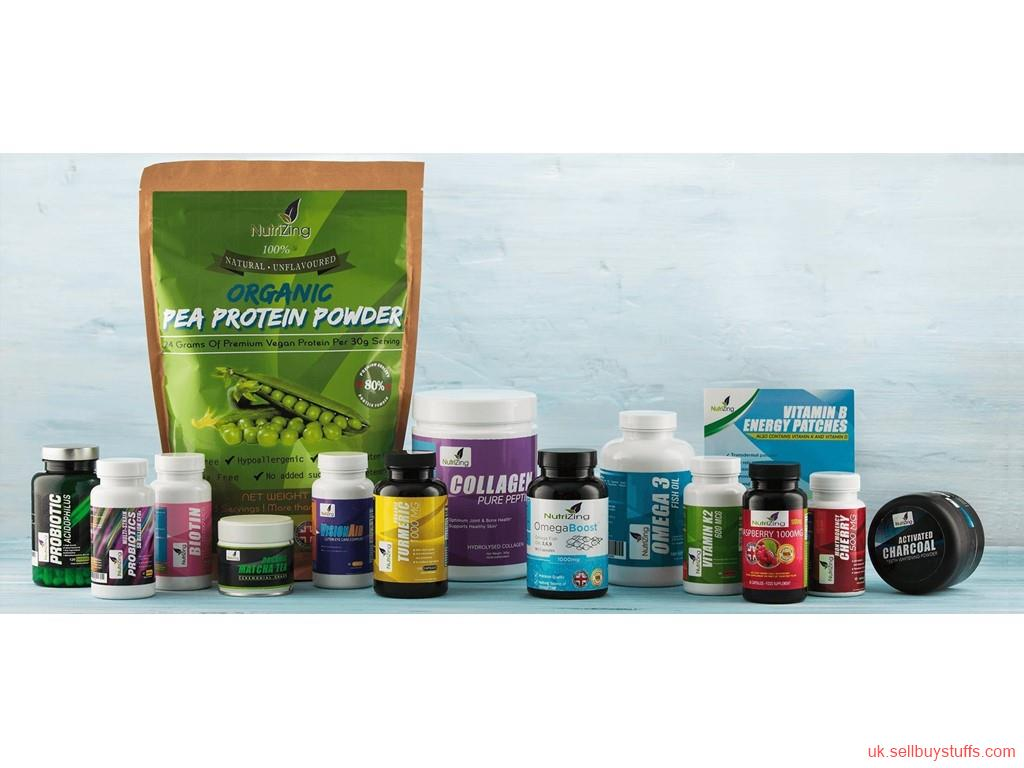 second hand/new: Buy Online Best Health Supplements in UK from Nutrizing