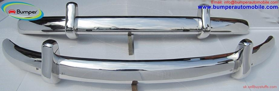 second hand/new: VW Beetle bumper Euro style (1955-1972)