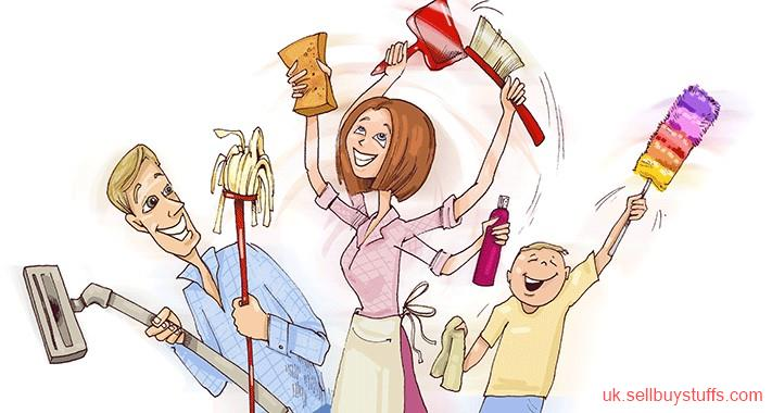 second hand/new: Office cleaning services