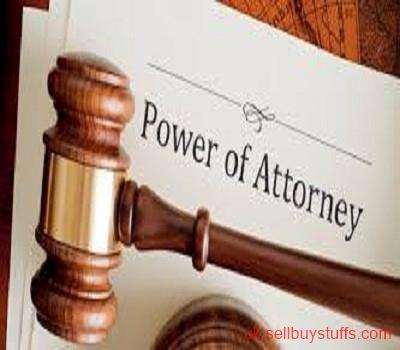 second hand/new: Will Power of Attorney