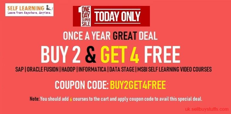 second hand/new: BUY 2 GET 4 FREE VIDEO Courses FREE | Under @ 198 $