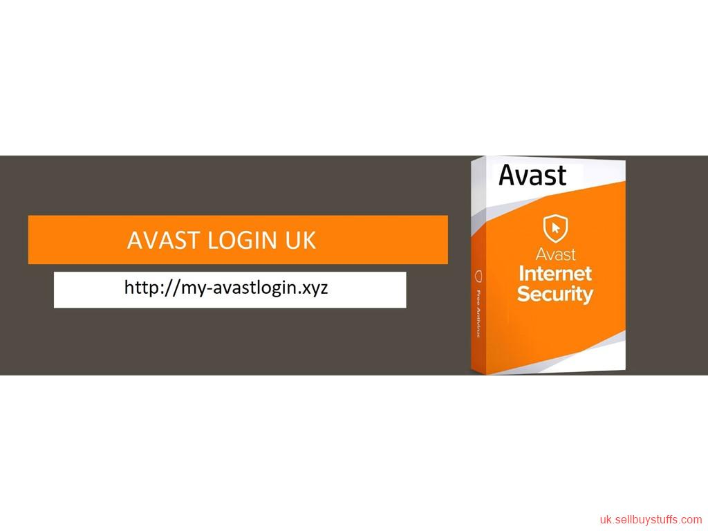 second hand/new: Avast login