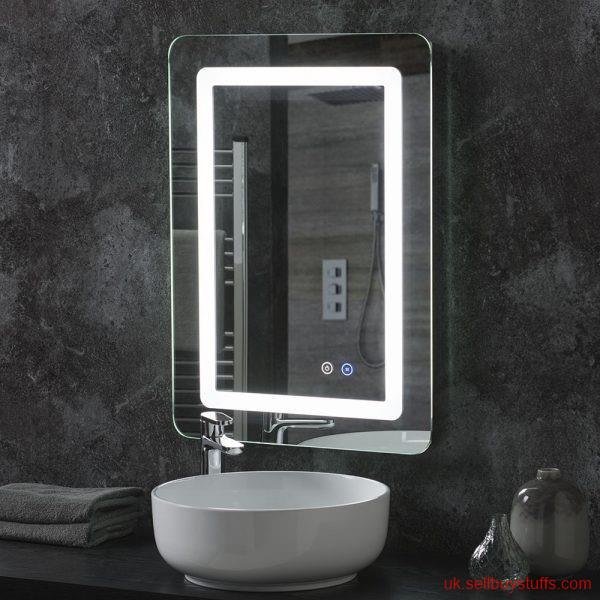 second hand/new: Decorative bathroom mirrors at Affordable Rates in the UK