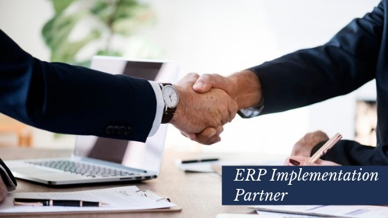 second hand/new: Key Considerations while selecting an ERP Implementation Partner
