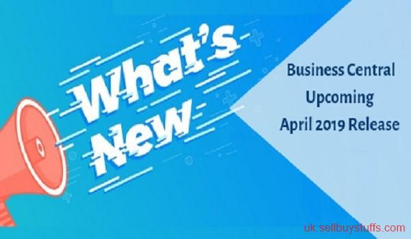 second hand/new: D365 Business Central Upcoming April 2019 Release- New Features