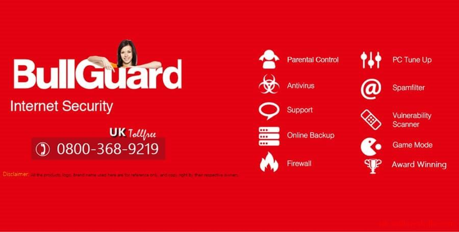 second hand/new: BullGuard Customer Support Phone Number 0800-368-9219 | BullGuard Support UK