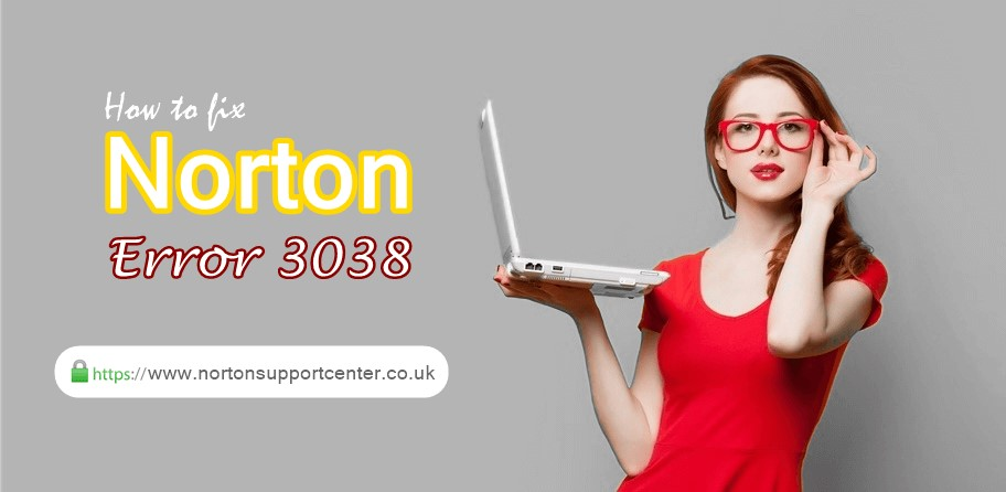 second hand/new: Norton Error Help Support | Fix Norton Security Error 3038