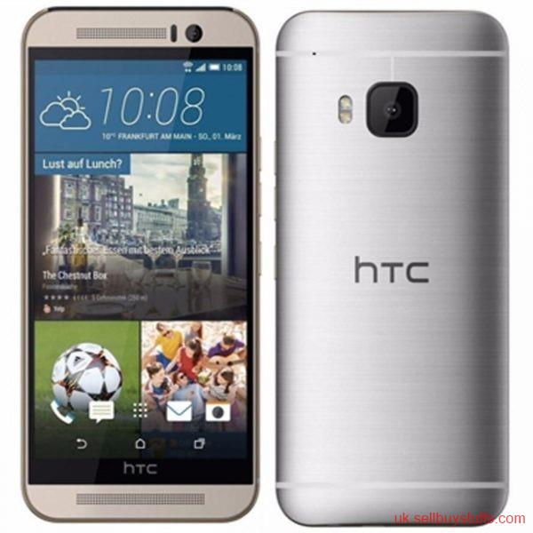 second hand/new:  Refurbished HTC One M9 3GB RAM 32GB at lowest price in the uk