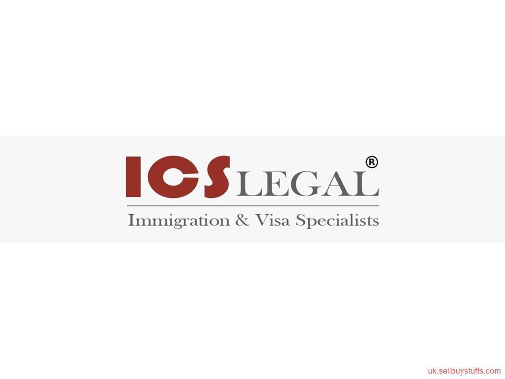 second hand/new: UK Visa and Immigration Specialists, Family Visas, Tier 1 and 2 Visas, Appeals.