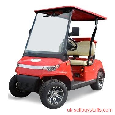 second hand/new: Duo Golf Buggy Road Legal for Sale